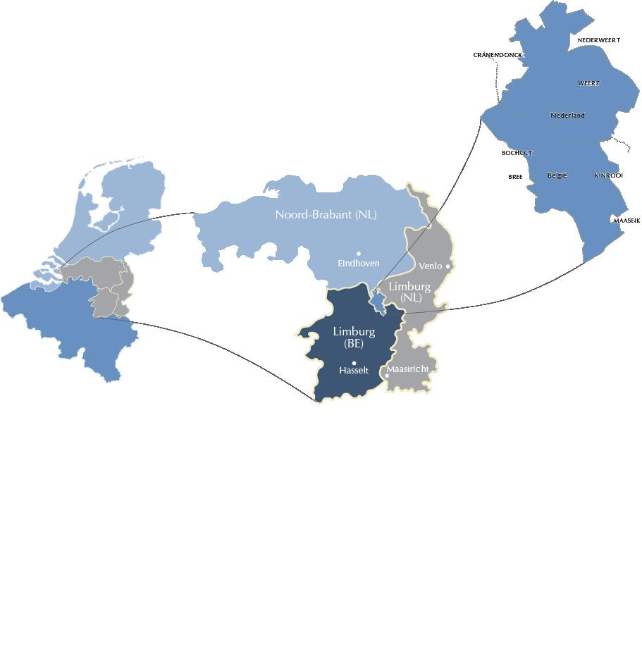 Situering Kempen~Broek